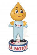 MR DRIP- ESSO  Figure publicitaire, fabrication moderne