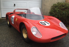 FERRARI 246 SP JUNIOR