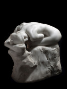 Auguste RODIN 1840 - 1917 Andromède - 1886-1887 Marbre blanc