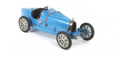 BUGATTI TYPE 35 - GRAND PRIX DE LYON 1924  Jean-Paul Fontenelle - Art Collection Auto