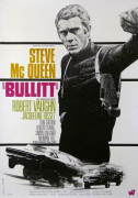 "Affiche ""Bullit - Steve Mc Queen"""