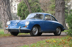 1961 Porsche 356 B Super 90 coupé - no reserve