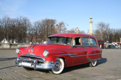 1953 Pontiac Chieftain Deluxe Station Wagon - no reserve