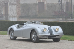 1954 Jaguar XK120 roadster - no reserve