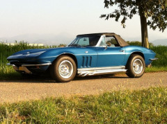 1965 Chevrolet Corvette Sting Ray cabriolet avec Hard-top - no reserve