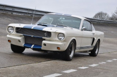 1966 Shelby GT 350 coupé Fastback