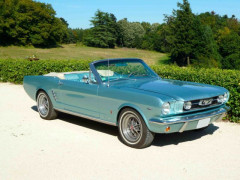 1966 Ford Mustang 289 GT cabriolet - no reserve