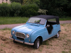 1965 Renault 4 Type de Plage Modification d'époque - no reserve