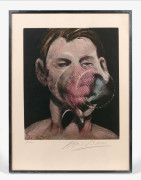 Francis BACON (1909-1992) Portrait of Peter Beard - 1976
