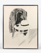 David HOCKNEY (né en 1937) Panama hat - 1972