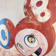Takashi MURAKAMI (né en 1962) And then and then and then and then - 1996