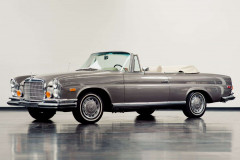 1970 MERCEDES BENZ 280 SE CABRIOLET 'Low Grill