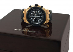 AUDEMARS PIGUET  Royal Oak Offshore, ref. 25940, n° 0370 / F09369