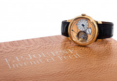 F.P. JOURNE  Tourbillon Souverain, n° 241TN