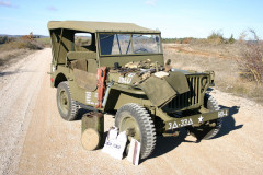 1943 Willys Jeep  No reserve