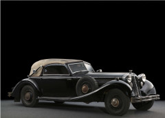 1937 Horch 853 Sport Cabriolet