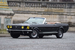 1966 Ford Mustang GT 289 cabriolet - Henry Ford II