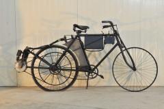 c.1899 Pernoo à moteur Labitte ex collection Le Franc  No reserve