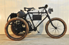 c.1899 Renaux Tricycle  No reserve