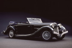 1936 Delahaye 135 Coupe des Alpes Cabriolet Mylord Chapron