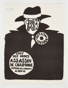 Frey. Action civique. Chef des indics.Assassin de Charonne - Mai 68