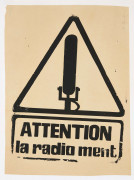 Attention la radio ment - Mai 68