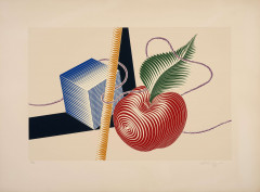 Victor VASARELY (1906 - 1997) Nature morte