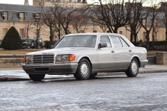1987 Mercedes-Benz 560 SEL  No reserve