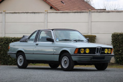 "1980 BMW 320/6 ""Top-Cabriolet "" Baur  No reserve"
