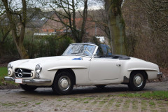 1962 Mercedes-Benz 190SL  No reserve