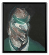 d'après Francis BACON (1909-1992) Study for head of Lucian Freud (Q3) - 1967/2015