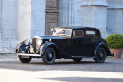 1937 Rolls-Royce 25/30 Sports Saloon par Hooper