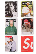 Supreme  Ensemble de six magazines