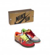 Nike SB  What the Dunk Lo - 2007