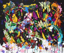 JONONE (John Perello dit)  The Fall, 2017