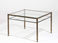Jacques QUINET 1918-1992 Table basse - Circa 1956