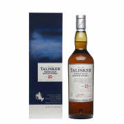 1 bouteille WHISKY TALISKER 25 ans