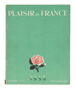 PLAISIR DE FRANCE (1934-1939) / IMAGES DE FRANCE (1940-1945)