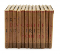 ENCYCLOPEDIE DES ARTS DECORATIFS ET INDUSTRIELS MODERNES