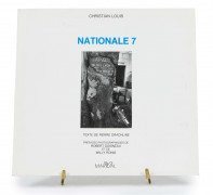 Christian LOUIS  Nationale 7 Marval, 1988
