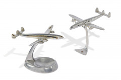 LOCKHEED CONSTELLATION  Deux maquettes, fabrication tardive