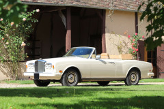 1981 Bentley Corniche Convertible
