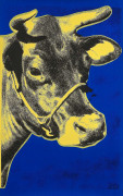 Andy WARHOL 1928 - 1987 Cow - 1989