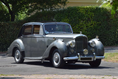 1953 Bentley type R  No reserve