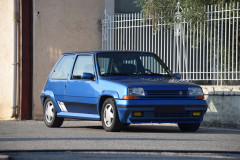 1989 Renault Super 5 GT Turbo  No reserve