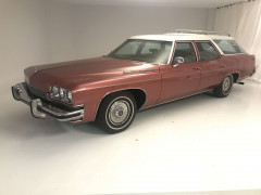 1974 Buick Estate Wagon par Fisher  No reserve