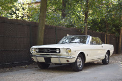 1966 Ford Mustang 289 GT Cabriolet