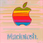 Andy WARHOL 1928 - 1987 Apple (Ads) - 1985