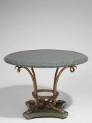 Marcel COARD 1889-1974 Table - Circa 1930-1940