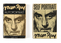 MAN RAY 1890-1976 Self Portrait